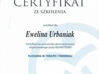 ewelina-certyfikat-flossing