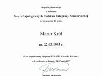 marta-dyplom-integracja-sensoryczna