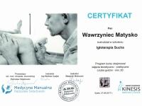 wawrzyniec-certyfikat-igloterapia-sucha