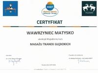 wawrzyniec-certyfikat-masaz-gleboki