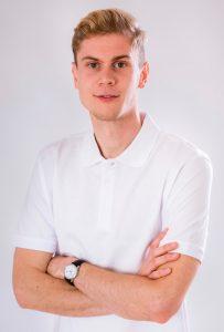Dobry fizjoterapeuta w Poznaniu Tomasz Makowski