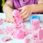 Zabawy sensoryczne – stymulacja zmysłu dotyku