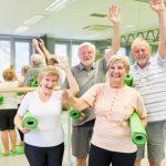 Aktywność fizyczna osób w starszym wieku